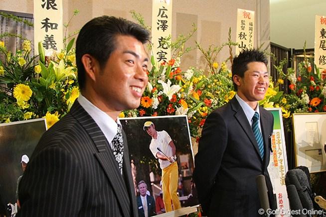 松山は東北福祉大のOBのサポートを受けて