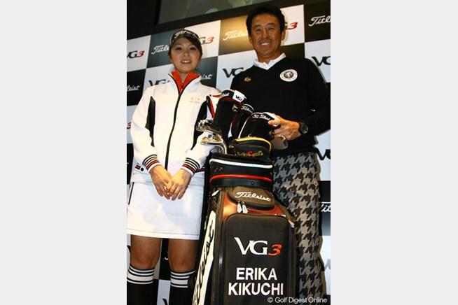 ともにVG3でツアー勝利を誓った、芹澤信