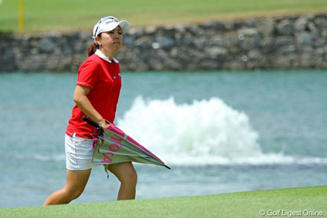 宮里美香は今週も安定したゴルフを期待でき