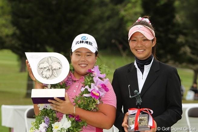 2011年 ダイキンオーキッドレディスゴルフトーナメント 事前情報 アン・ソンジュ