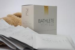 業界トピックス トップアスリートと開発した入浴剤『BATHLETE』登場