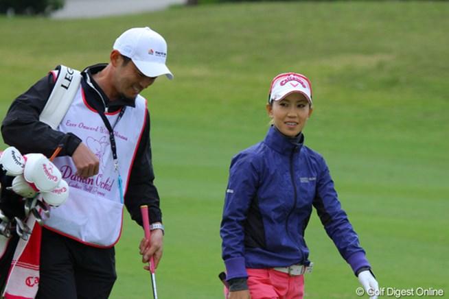 2011年 ダイキンオーキッドレディスゴルフトーナメント 初日 上田桃子