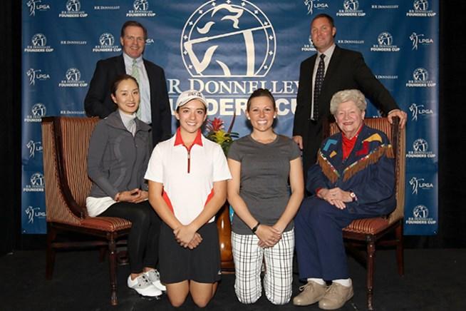 2011年 RRドネリー LPGA ファウンダーズカップ