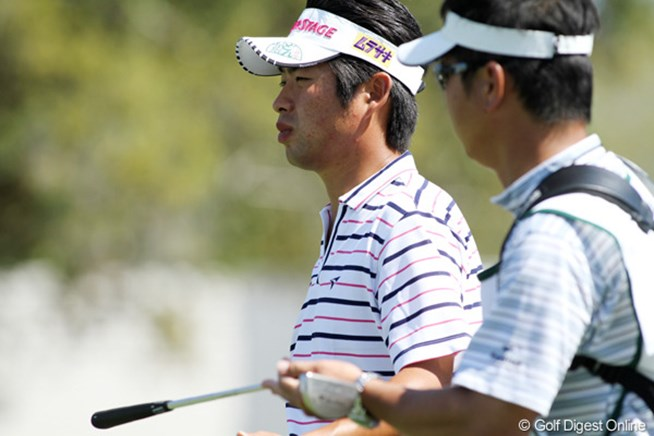 まさかの最下位スタートとなった池田勇太。