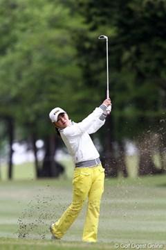 2011年 サイバーエージェントレディスゴルフトーナメント 最終日 横峯さくら