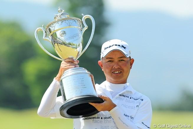 2011年 日本プロゴルフ選手権大会 日清カップヌードル杯 事前情報 谷口徹