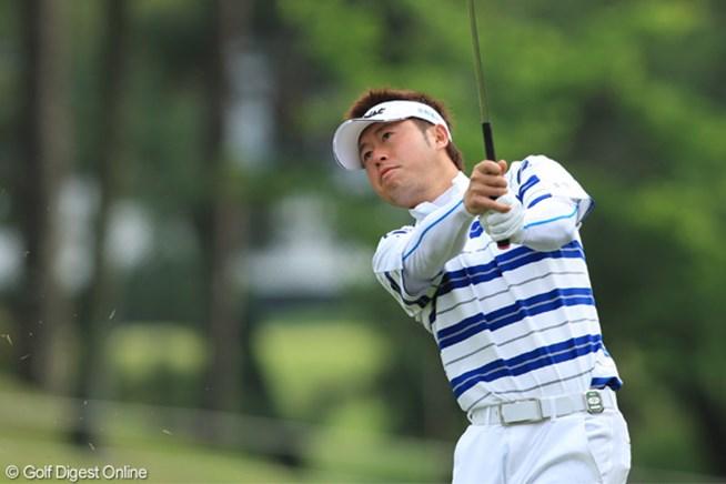 2011年 日本プロゴルフ選手権大会 日清カップヌードル杯 2日目 松村道央
