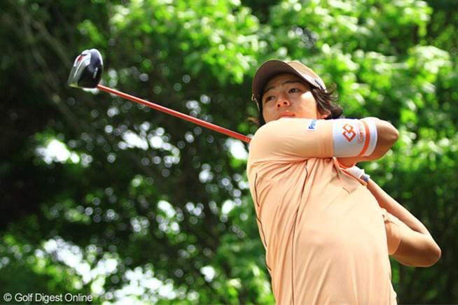 2011年 日本プロゴルフ選手権大会 日清カップヌードル杯 2日目 石川遼