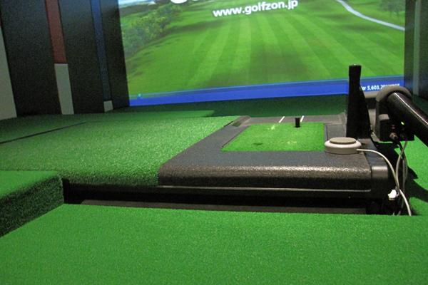 練習場とゴルフ場の架け橋に!最新のゴルフシミュレーター事情 NO.3