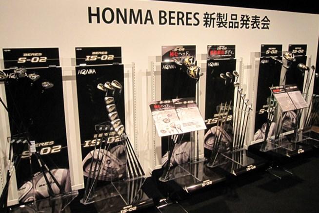 「HONMA BERES(ベレス)NEW