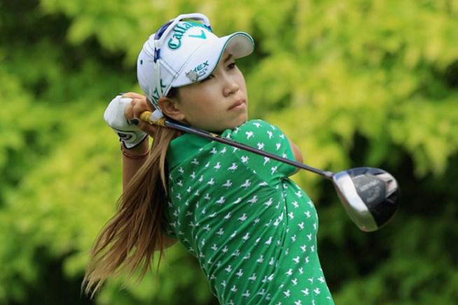 2012年 HSBC女子チャンピオンズ 初日 上田桃子