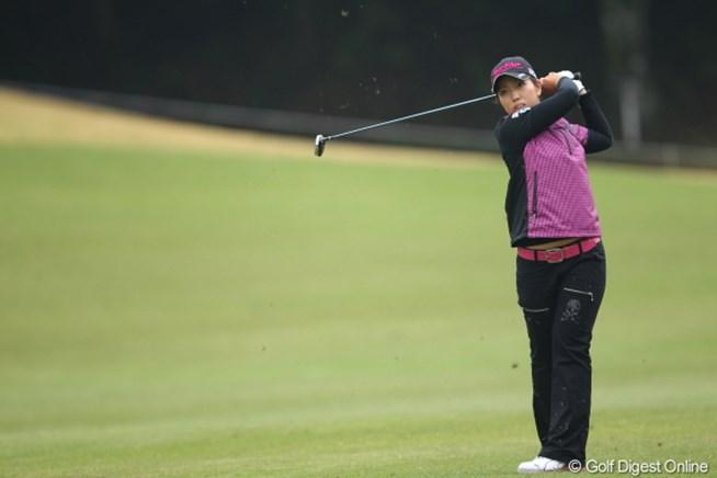 2012年 Tポイントレディスゴルフトーナメント 2日目 笠りつ子