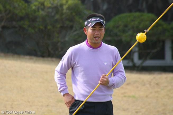 池田勇太はこの日、時差ボケも感じさせず、