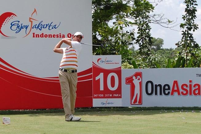 2012年 インドネシアオープン 3日目 ニック・カラン