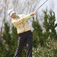 たった1打で優勝賞金の3分の1を稼ぎ出した生島早織 2012年 夢屋ドリームカップ 最終日 生島早織