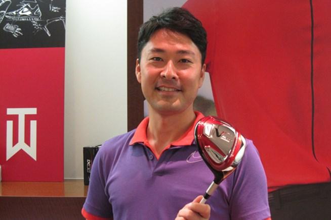 ナイキゴルフ躍進の理由は日本人エンジニア