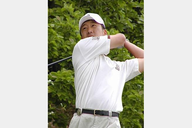 2002年 日本プロゴルフ選手権大会 3日目 S.K.ホ