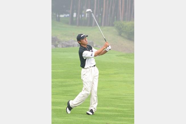 2002年 日本ゴルフツアー選手権イーヤマカップ 2日目 佐藤信人