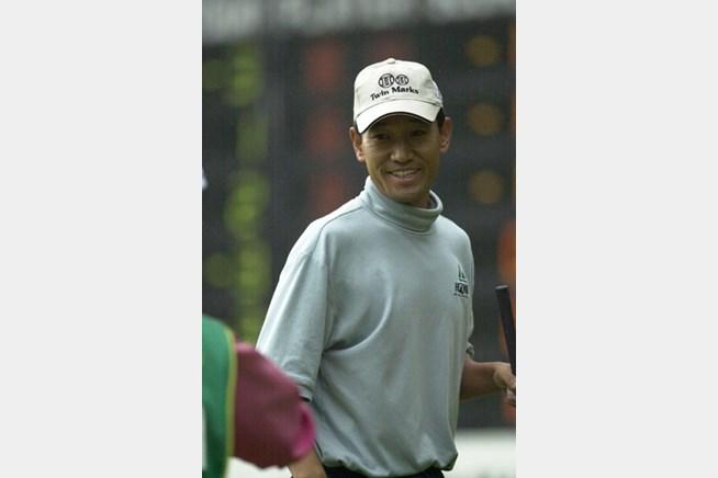 2002年 日本オープンゴルフ選手権競技 3日目 金鐘徳