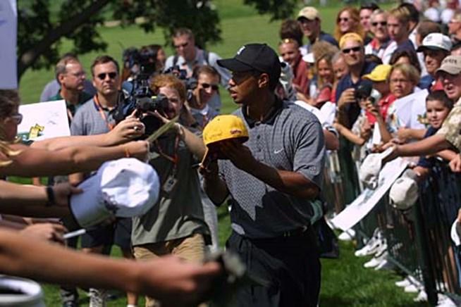 2002年 全米プロゴルフ選手権 事前情報 タイガー・ウッズ