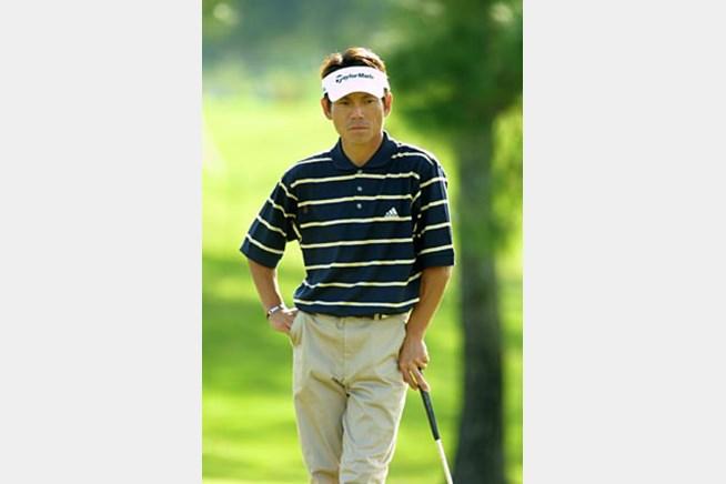 2002年 ウォルトディズニーワールドリゾート・ゴルフクラシック 3日目 田中秀道