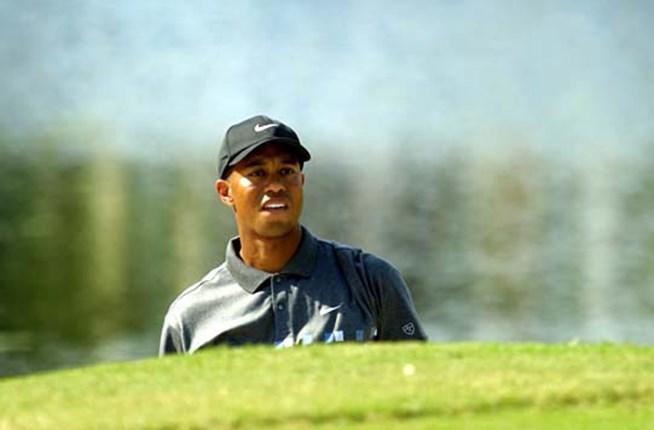 2002年 ウォルトディズニーワールドリゾート・ゴルフクラシック 3日目 タイガー・ウッズ
