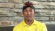 日本プロゴルフ選手権大会 インタビュー 松山英樹