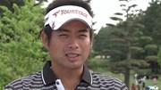 日本プロゴルフ選手権大会 インタビュー 池田勇太