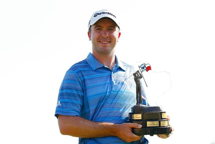 最終日に9ストローク伸ばして優勝を果たしたマーティン・レアード(Michael Cohen/Getty Images) 2013年 バレロテキサスオープン 最終日 マーティン・レアード