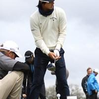 独自の練習法で石川遼は自身の調子を確認している 2014年 バレロテキサスオープン 事前 石川遼